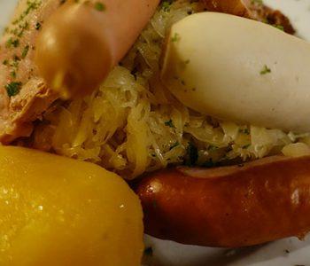 plat de choucroute