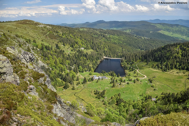 lac des truites
