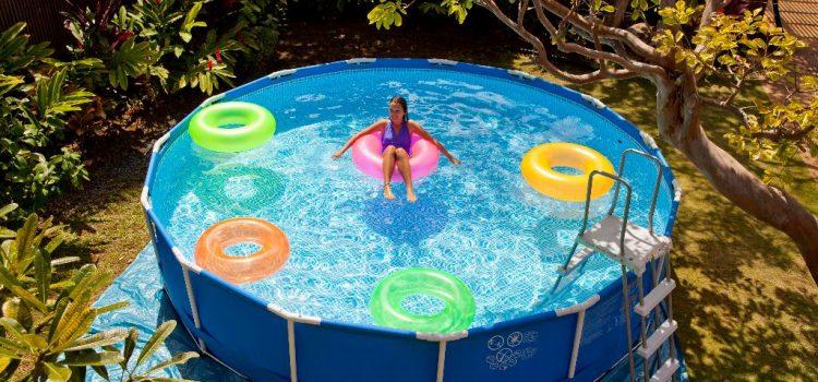 Piscine hors-sol vs piscine creusée
